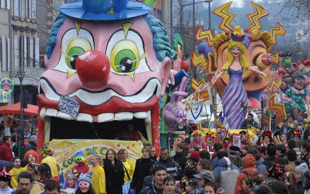 64ème Carnaval d'Albi (23 février au 10 mars)