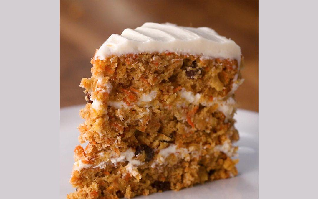 Albi – Ville gourmande – Recette de carrot cake